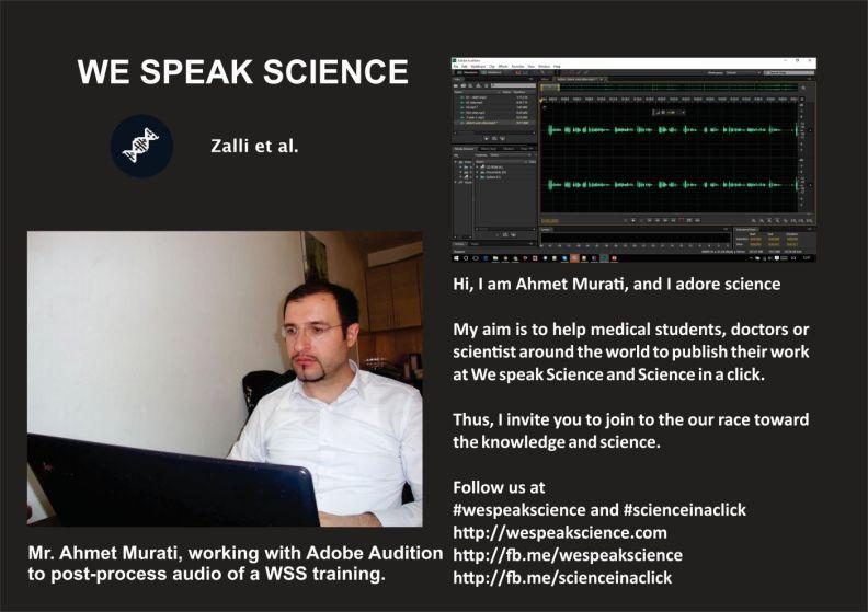 Science In A Click Ahmet Murati